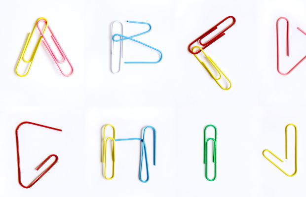 Paperclipfont